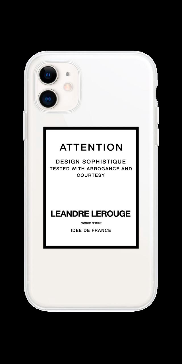 IPHONE CASE TRANSPARENT /...