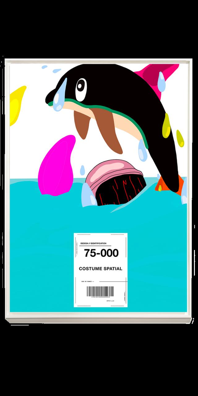 TABLEAU / Dauphin - 02-000